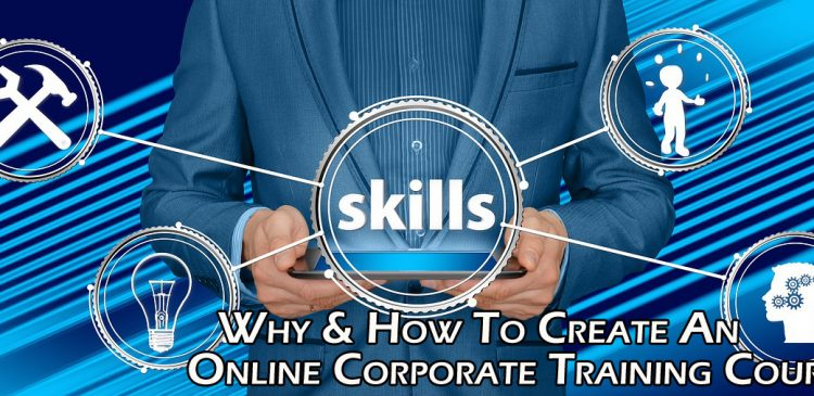 How To Create An Online Corporate Training Courses