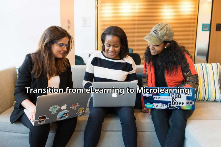 Transition from Microlearning to eLearning