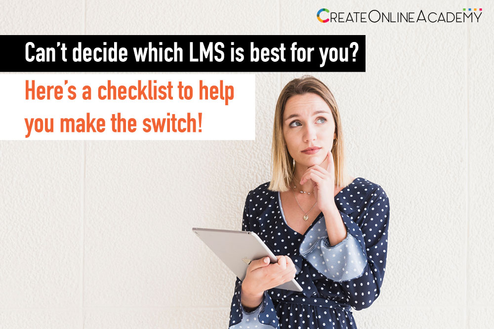 Things to Consider Before Switching to a New LMS