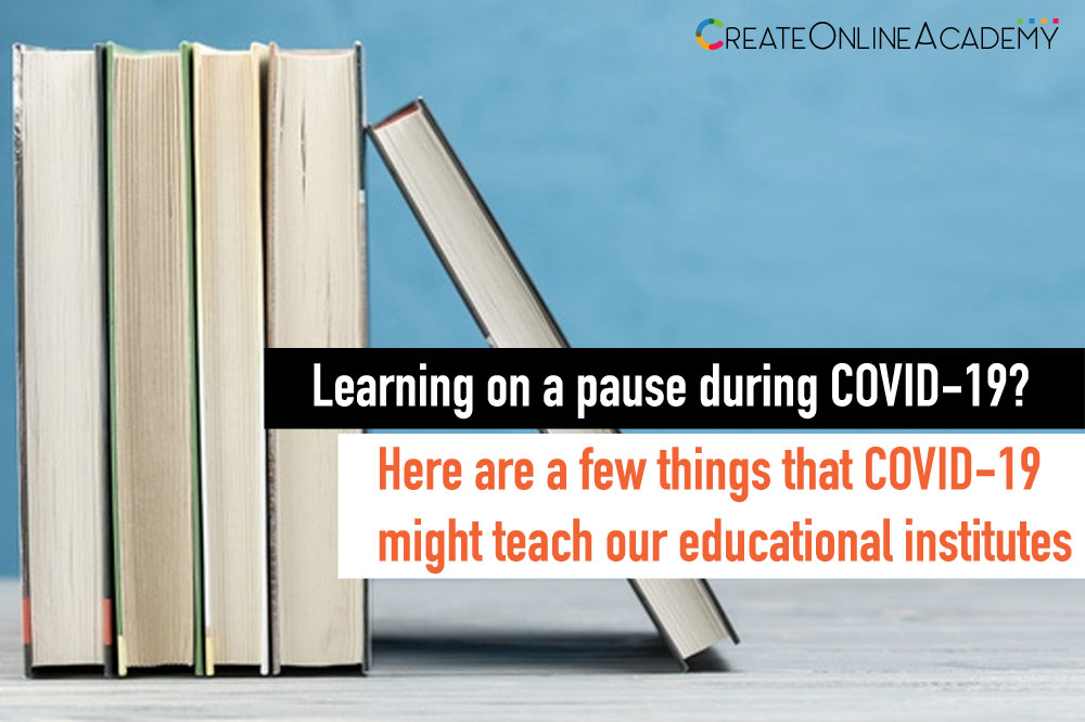 things education institutes learn from covid-19