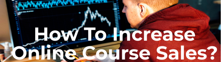 Increasing Online Course Sales