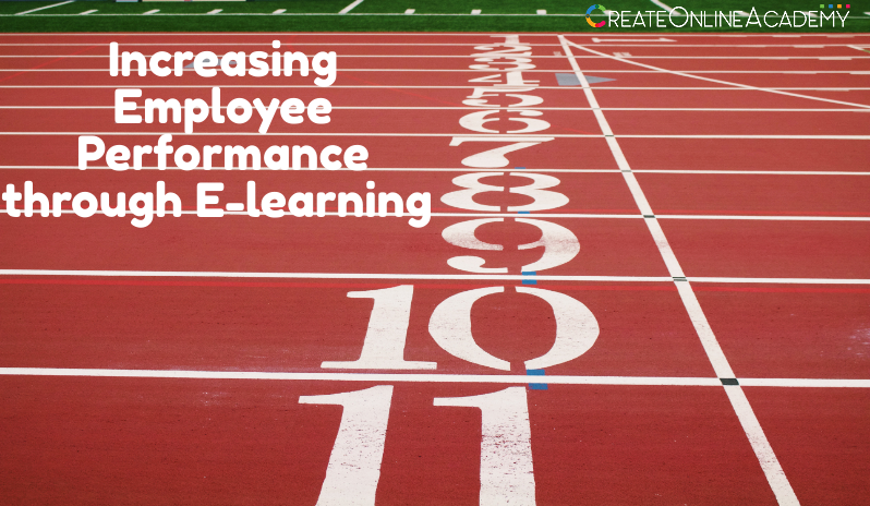 How to increase employee performance with eLearning ecosystem