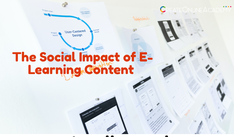 Ultimate Ways of Socializing E-Learning Contents